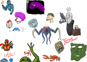 iScribble_WeekOne by ShoTro