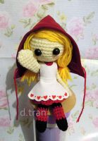 Little Red Riding Hood by yimtea