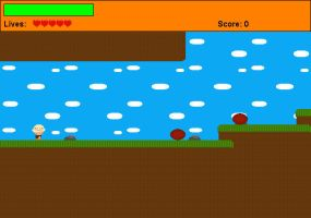 Juego en Game Maker 1 by THEMRCAGDL