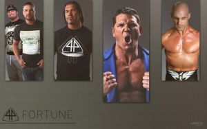 Impact Wrestling - Fortune by ChristoSivek