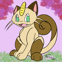 Meowth by Chiharu02
