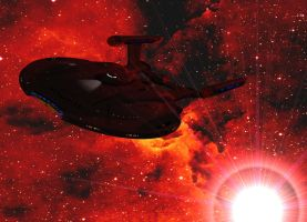 NX-03 Red Nebula by King-O-the-Goats