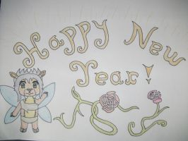Happy New Year!!!!!!!!! by MythAreReal