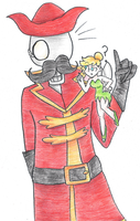 Captain Hook? by KhyberFanGirl101