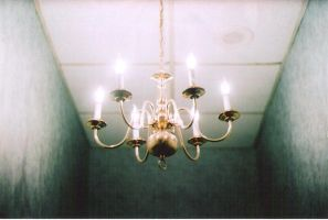 Chandelier by TawnsterMonster