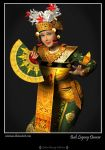 Bali Legong Dancer 3 by covenan