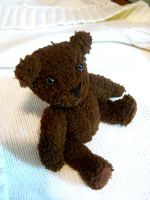 Bear Baby- Browny by reiling-lina