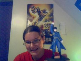 Roy Mustang Figure by AlphonseElric411