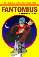 Fantomius - cover BOOK #2 by FaGian