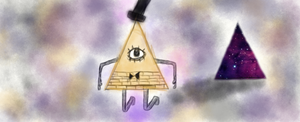 Bill Cipher by XxAshxSativaxX