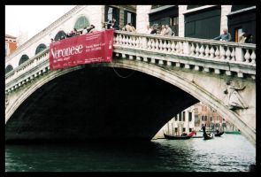 Rialto Bridge by thatcraftychick