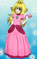 Princess Peach by ChibiShine