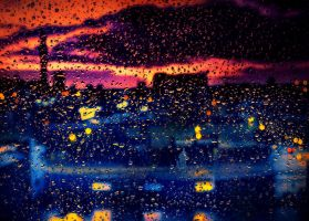 Rainy Day by sican