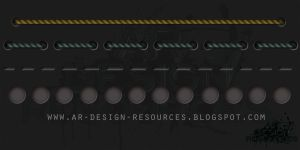 Free Web Dividers by FackFebruary