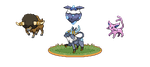 Boucarbeon Sprite by Dragonith [FANMADE] by SimplyPixelizing