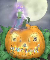 A Trick of a Treat by SodiePawp