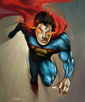 superman by goodgrace1