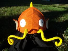 Magikarp Hat, front by fireflytwinkletoes