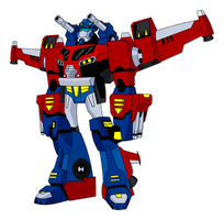 TFA: Powermaster Optimus Prime by Fishbug