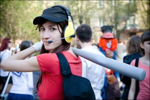 Team Fortress 2 - Scout Girl 3 by tajfu