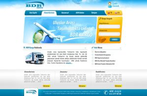 BDR Logistic and Cargo by zoginet