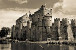 Gravensteen by masteronion