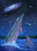 Amazone dolphin by Orcas-lover