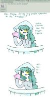 Q 2: How often are you NOT sleeping? by Ask-PrincessOfSleep