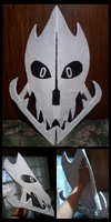 Gaster Blaster (Undertale - Cosplay) by Ysa-chi