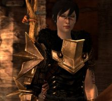 Morgaine Hawke, Champion of Kirkwall (Mage) by yh-sanitys-eclipse