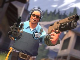 TF2 Loadout: Engineer by Elliot151