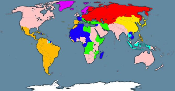 Tyrannical empires map by GeneralHelghast