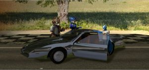 Driving Lessons by HectorNY