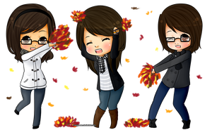 Fall Fun by meggtoeee