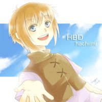 HBD hachiimi by Lavypoo