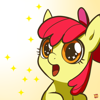 Apple Bloom by norang94