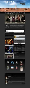 Gren Myspace by CreaSpaces