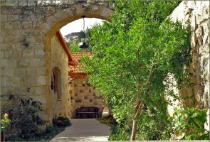 A house in Rosh  Pina by ShlomitMessica