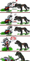 OLD COMIC: Gooby Fails at Life by Valishtu