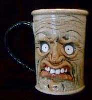 Mr Stress Mug -  For Sale by thebigduluth