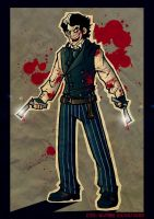 Mr. Todd by cool-slayer
