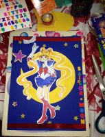 Sailor Moon Crystal by YuniNaoki