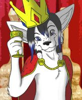 Hail to the King Baby by Cane-McKeyton