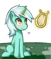 Lyra by Hua113