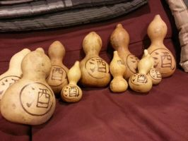 Gourds from Otakon by Cheang