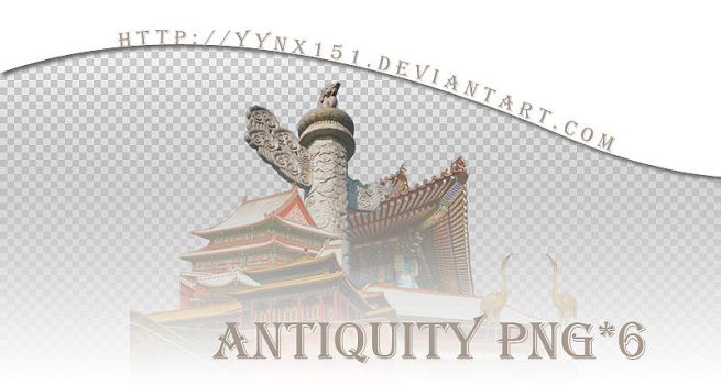 Antiquity png pack #08 by yynx151