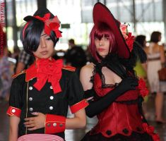 Red for Passion by VampireIonFortuna