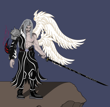 Sephiroth's Nobody: KH by splaty