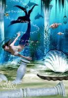 mermaid2 by Arshad-Art-Concept