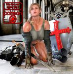 Joan of Arc_Repose_Preview by MichelleLeRainbow
